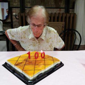 100 anys Josefina